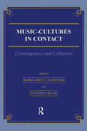 Music \= Cultures in Contact