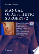 Manual of Aesthetic Surgery 2