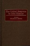 The Critical Response to John Cheever