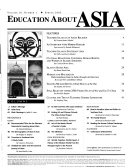 Education about Asia