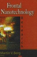 Frontal Nanotechnology Research Book PDF