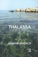Thalassa Pdf/ePub eBook