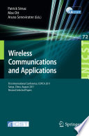 Wireless Communications and Applications