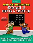 Math for Minecrafters: Adventures in Addition and Subtraction
