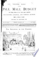 The Pall Mall Budget