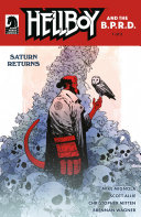 Hellboy and the B.P.R.D.: Saturn Returns #1 Pdf/ePub eBook