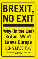Brexit, No Exit Pdf/ePub eBook