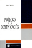 Prólogo a la comunicación