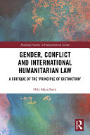 Gender  Conflict and International Humanitarian Law