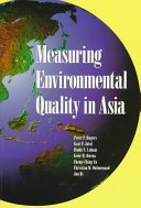 Measuring Environmental Quality in Asia Book