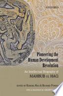 Pioneering the Human Development Revolution