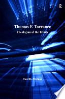 Thomas F  Torrance