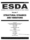 Structural Dynamics and Vibrations