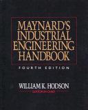 Maynard s Industrial Engineering Handbook