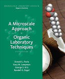 A Microscale Approach to Organic Laboratory Techniques Book