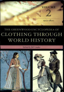 The Greenwood Encyclopedia of Clothing Through World History: 1501-1800