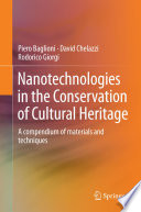 Nanotechnologies in the Conservation of Cultural Heritage Book