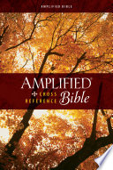 Amplified Cross Reference Bible  eBook