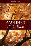 Amplified Cross-Reference Bible, eBook ebook