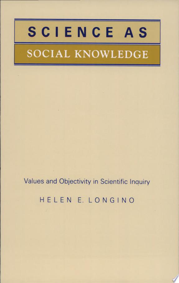 Science+as+Social+Knowledge