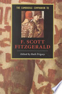 The Cambridge Companion to F  Scott Fitzgerald