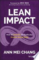 Lean Impact Book