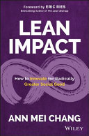 Lean Impact Pdf/ePub eBook