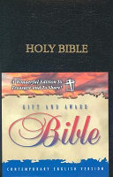 Cev Gift And Award Bible Book PDF