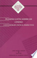 Framing Latin American Cinema Book PDF