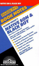 Richard Wright's Native Son & Black Boy