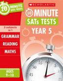 Reading, Grammar and Maths, Year 5