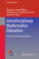 Interdisciplinary Mathematics Education Pdf/ePub eBook