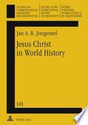 Jesus Christ in World History Book