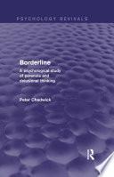 Borderline (Psychology Revivals)