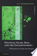 Political Islam  Iran  and the Enlightenment