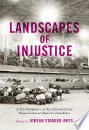 Landscapes of Injustice