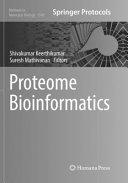 Proteome Bioinformatics Book