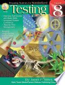 Preparing Students for Standardized Testing  Grade 8
