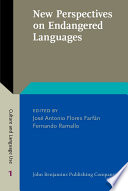 New Perspectives on Endangered Languages
