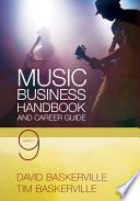 Music Business Handbook and Career Guide Book