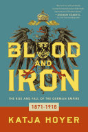 Blood and Iron Pdf/ePub eBook