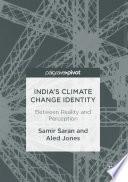 India S Climate Change Identity