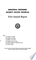 Industrial Personnel Security Review Program