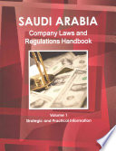 Saudi Arabia Company Laws and Regulations Handbook