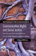 Pdf Communication Rights and Social Justice Telecharger