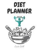 Diet Planner 2020 Book