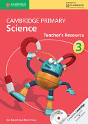 Cambridge Primary Science Stage 3 Teacher's Resource