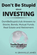 Don t Be Stupid About Investing