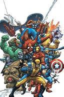 Marvel Team Up Book