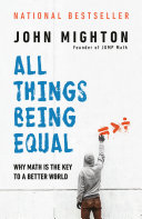 All Things Being Equal Book